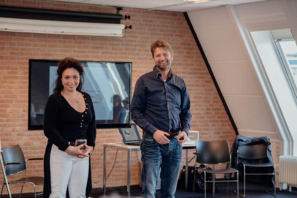 trainers van InnerQi Michelle Rambonnet en Ferdinand Aukes, gratis proefles NLP