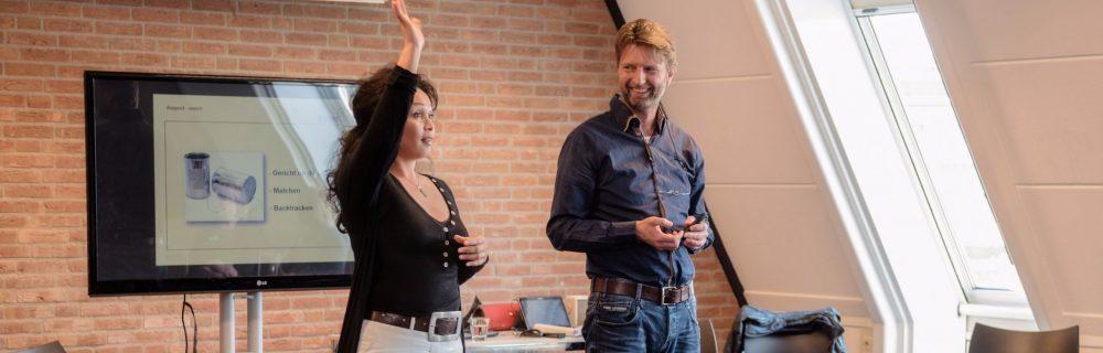 jezelf presenteren, nlp practitioner, Michelle Rambonnet en Ferdinand Aukes