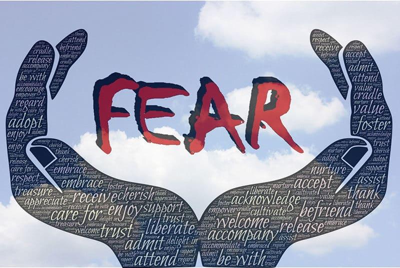 leven zonder angst