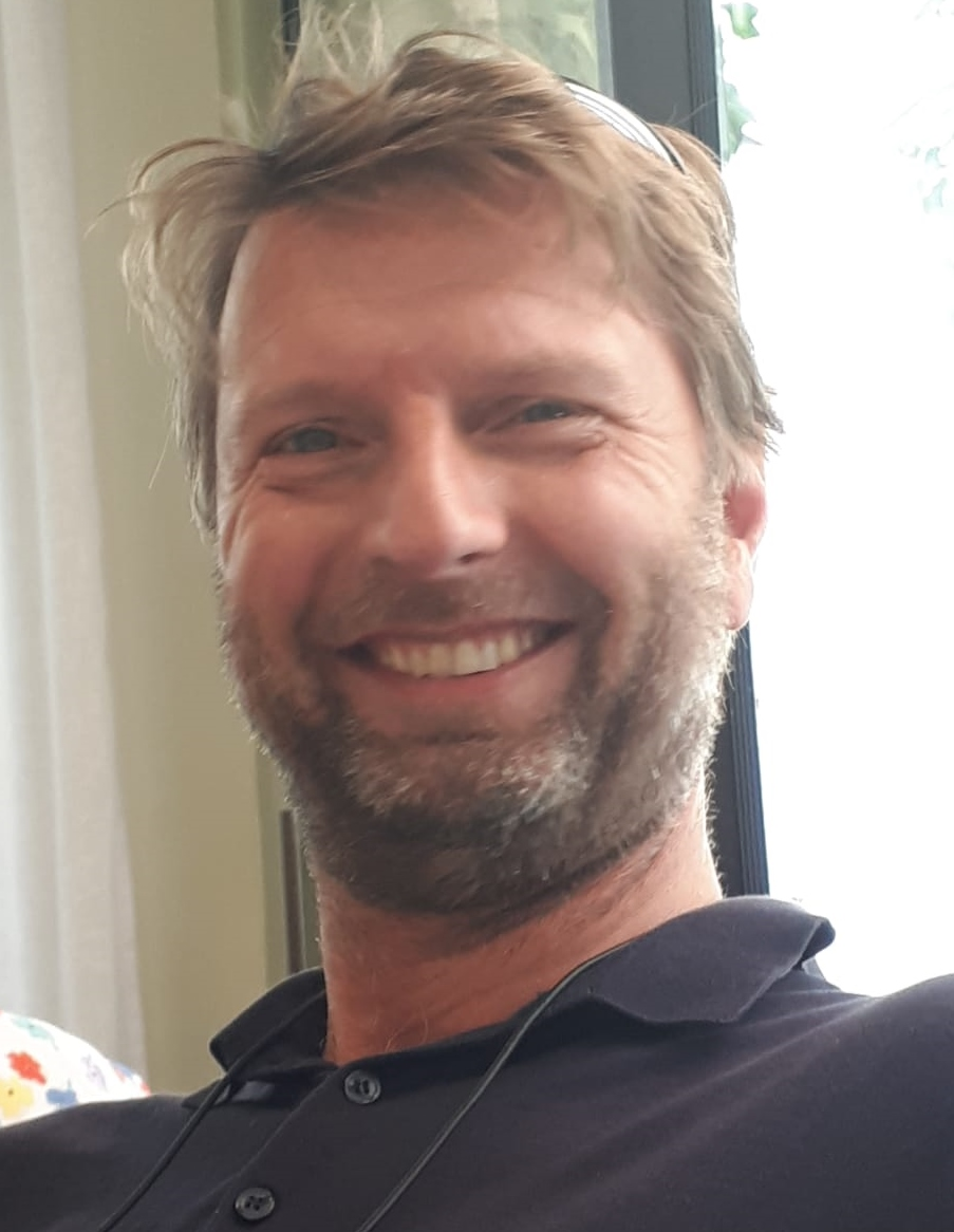 Ferdinand Aukes, oprichter van InnerQi. NLP trainer